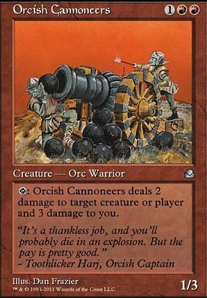 Orcish Cannoneers