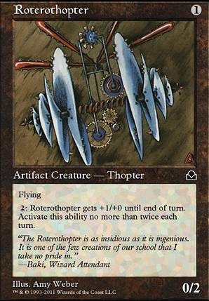 Roterothopter