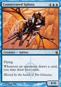 MTG Card: Consecrated Sphinx