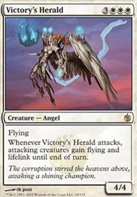 MTG Card: Victory's Herald