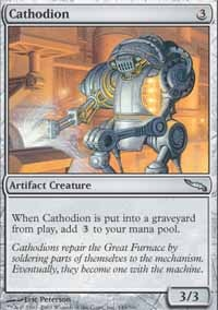 MTG Card: Cathodion