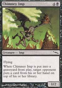 MTG Card: Chimney Imp
