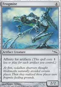 MTG Card: Frogmite