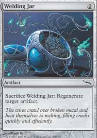 MTG Card: Welding Jar