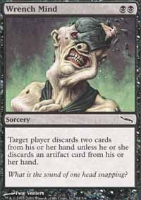 MTG Card: Wrench Mind