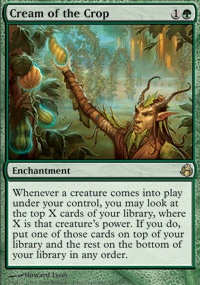 MTG Card: Cream of the Crop