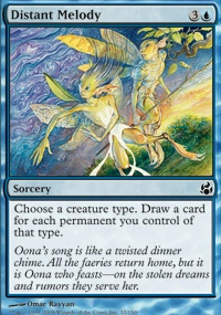 MTG Card: Distant Melody