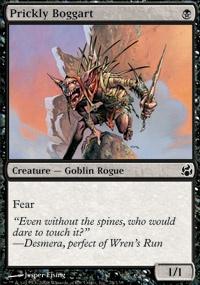 MTG Card: Prickly Boggart