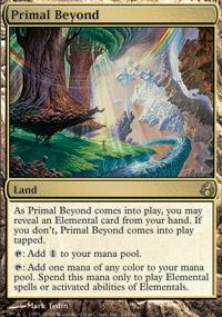 MTG Card: Primal Beyond
