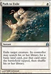 MTG Card: Path to Exile