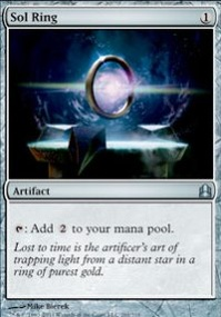 MTG Card: Sol Ring