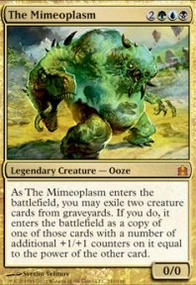 MTG Card: The Mimeoplasm