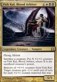 MTG Card: Vish Kal, Blood Arbiter
