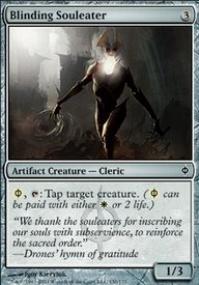 MTG Card: Blinding Souleater