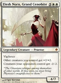 MTG Card: Elesh Norn, Grand Cenobite