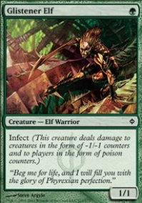MTG Card: Glistener Elf