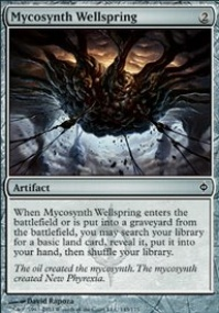 MTG Card: Mycosynth Wellspring