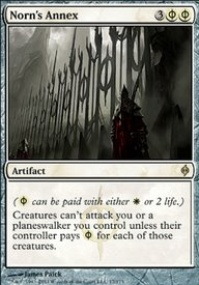 MTG Card: Norn's Annex