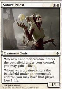 MTG Card: Suture Priest
