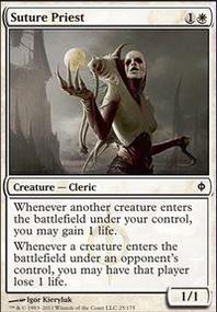 MTG Card: Suture Priest