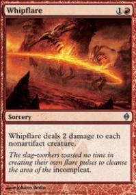 MTG Card: Whipflare