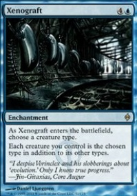 MTG Card: Xenograft
