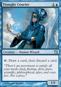 MTG Card: Thought Courier