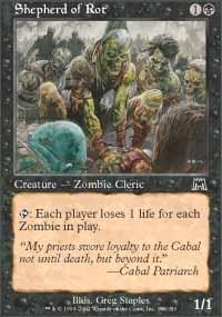 MTG Card: Shepherd of Rot