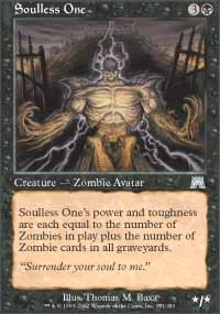 MTG Card: Soulless One