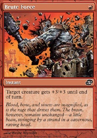 MTG Card: Brute Force
