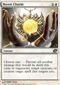 MTG Card: Dawn Charm