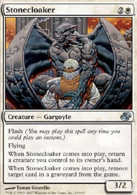 MTG Card: Stonecloaker