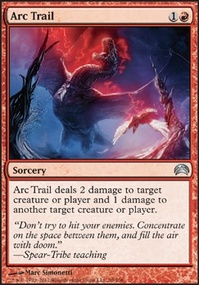 MTG Card: Arc Trail