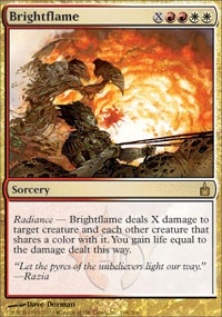 MTG Card: Brightflame