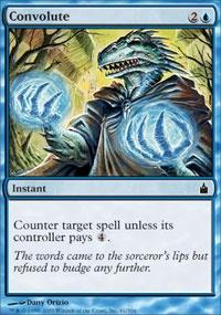 MTG Card: Convolute
