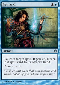MTG Card: Remand