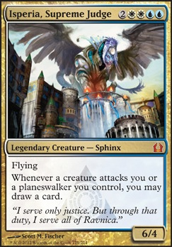 Isperia, Supreme Judge