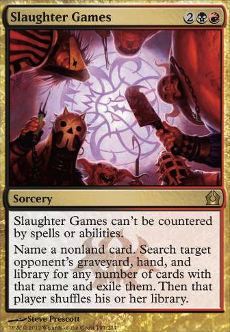 Slaughter Games