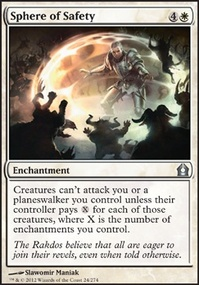 """[MTG] Getting Started With Magic The Gathering. Part 2 """"The Different Cards""""  Sphere-safety_medium"""