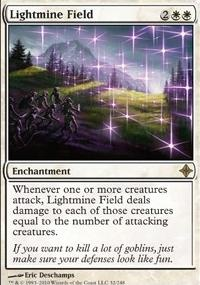 MTG Card: Lightmine Field