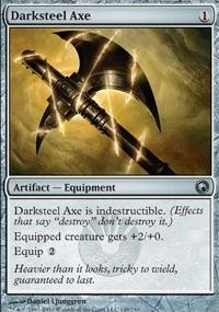 MTG Card: Darksteel Axe