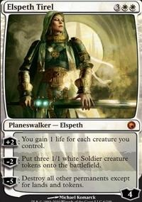 MTG Card: Elspeth Tirel