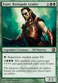 MTG Card: Ezuri, Renegade Leader
