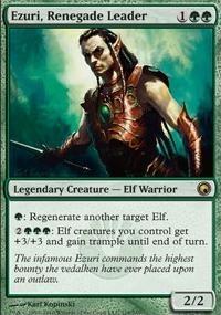 MTG Card: Ezuri, Renegade Leader