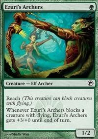 MTG Card: Ezuri's Archers