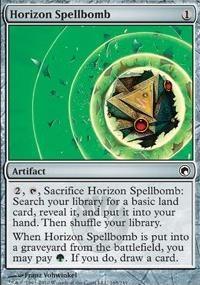 MTG Card: Horizon Spellbomb