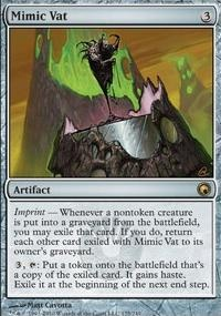MTG Card: Mimic Vat