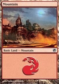 MTG Card: Mountain