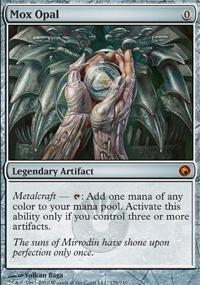 MTG Card: Mox Opal