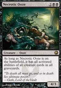 MTG Card: Necrotic Ooze